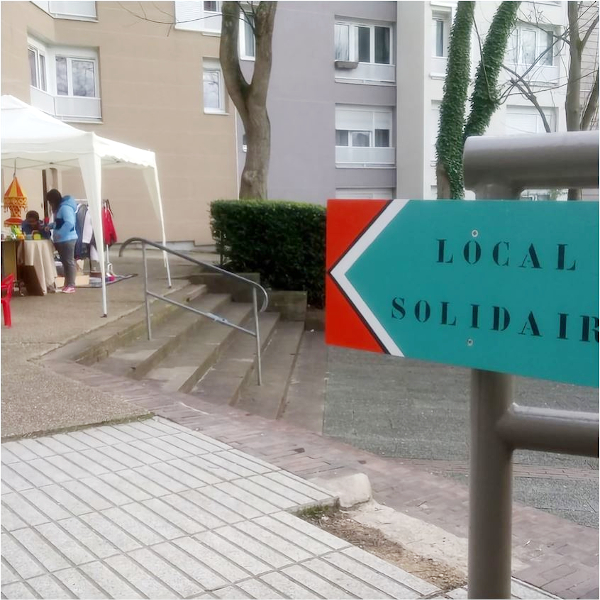 Ouverture Local solidaire n°2
