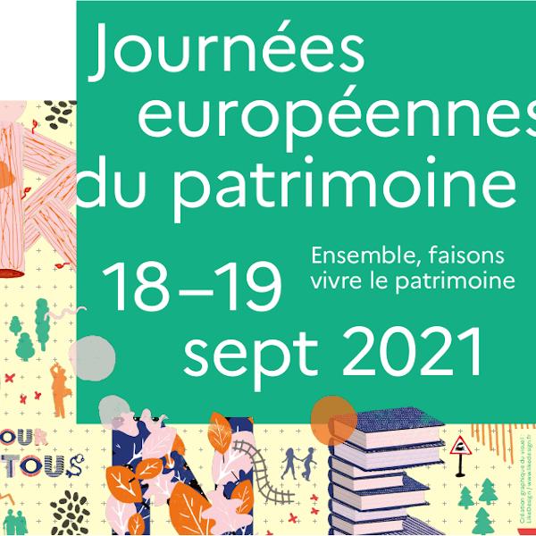 Journées Européennes du Patrimoine avec Rhizome / MJC André-Philip