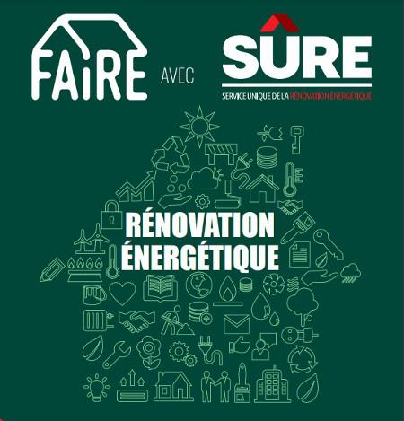 Permanence du Service Unique de la Rénovation Énergétique (SURE)