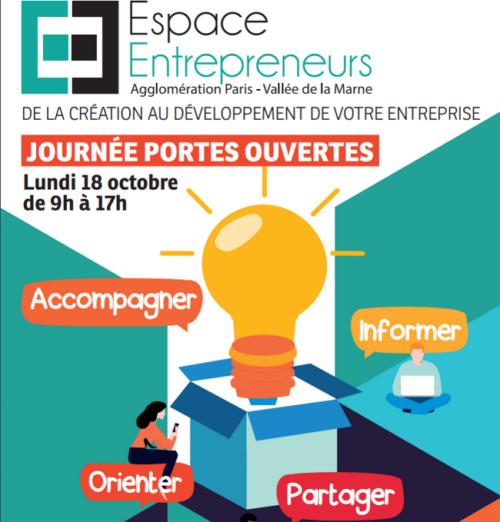 Espace Entrepreneurs : journée portes ouvertes